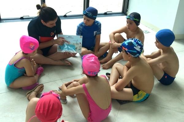 SIW natacao escolar