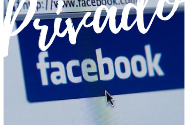 Grupo Privado no Facebook